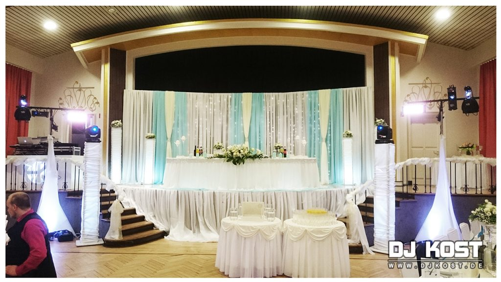 Hochzeit im Ludwigshaus in Steinfurt