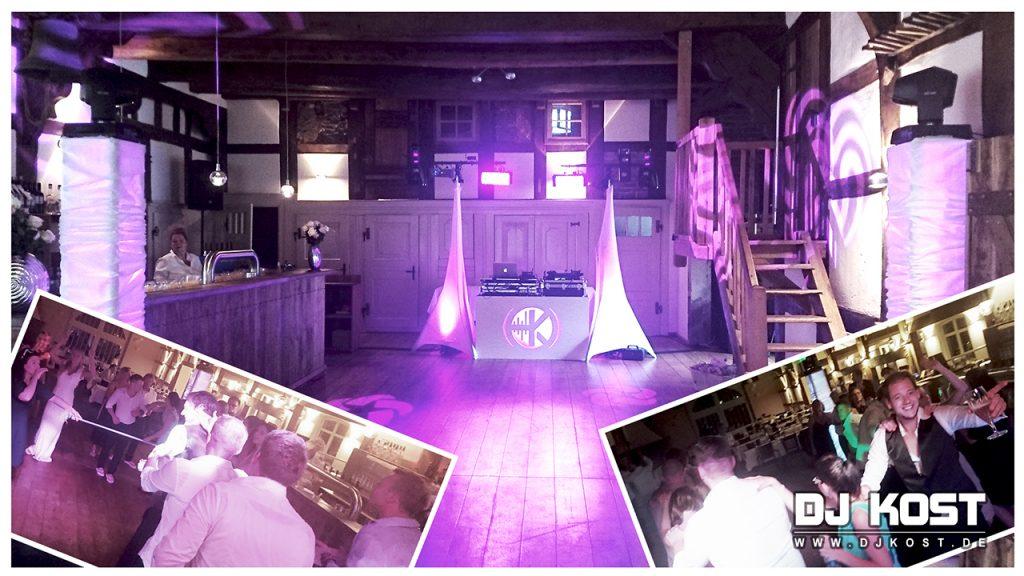 Hochzeit im Hof von Laer in Herford