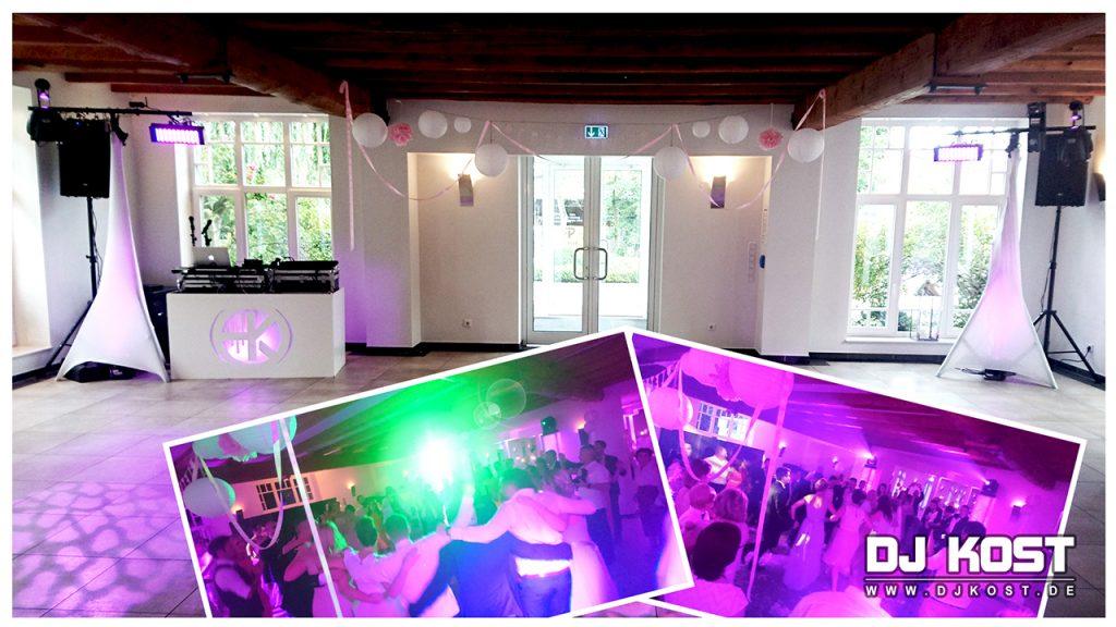 Hochzeit im Bombecks Hof in Rheda-Wiedenbrück