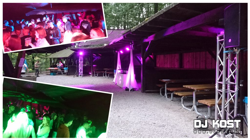 SummerBreak2017 auf dem Grillplatz in Bad Pyrmont (Ot. Hagen)