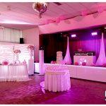 Hochzeit in der Stadthalle in Spenge
