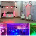 50. Geburtstagsfeier im Oesberg-Saal in Bad Pyrmont