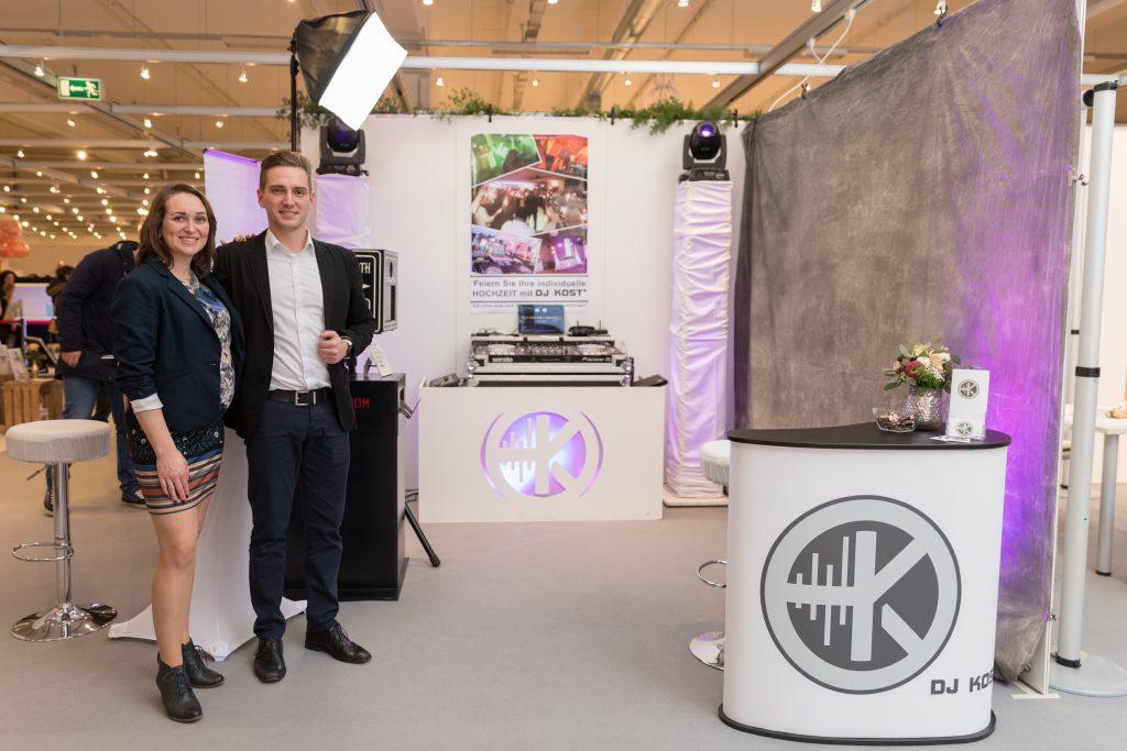 Hochzeitsmesse 2018 im Messezentrum in Bad Salzuflen