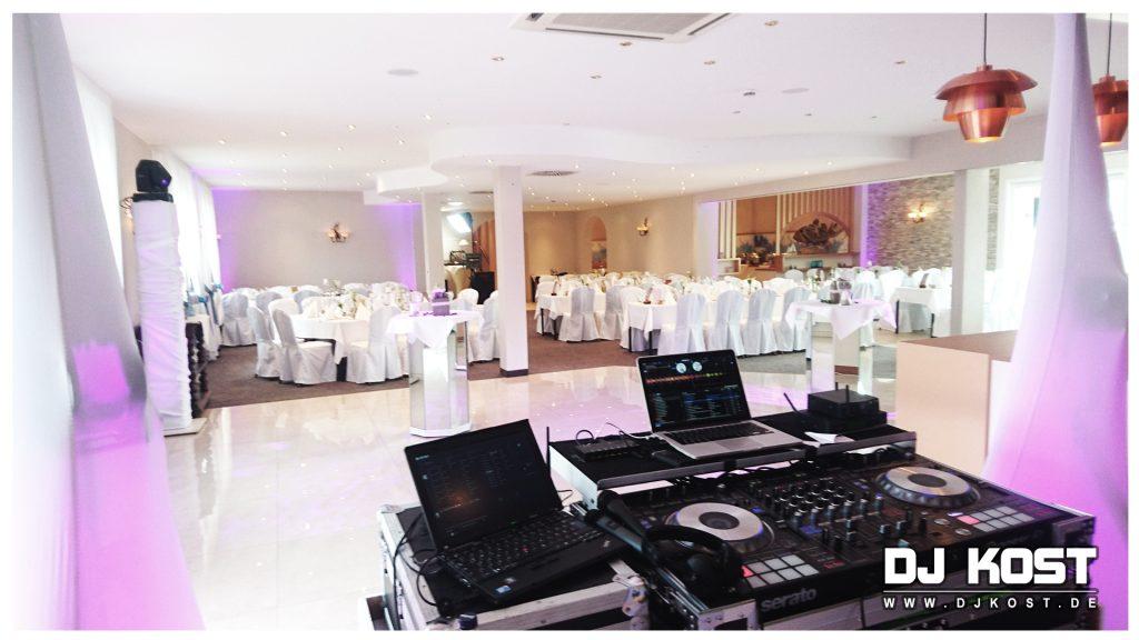 Hochzeit im Hotel Zum Löwen in Sylbach