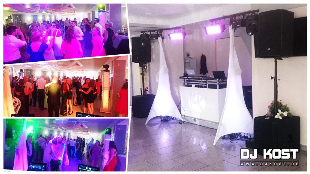Hochzeitsfeier im Bergen Bermuda Eck in Augustdorf