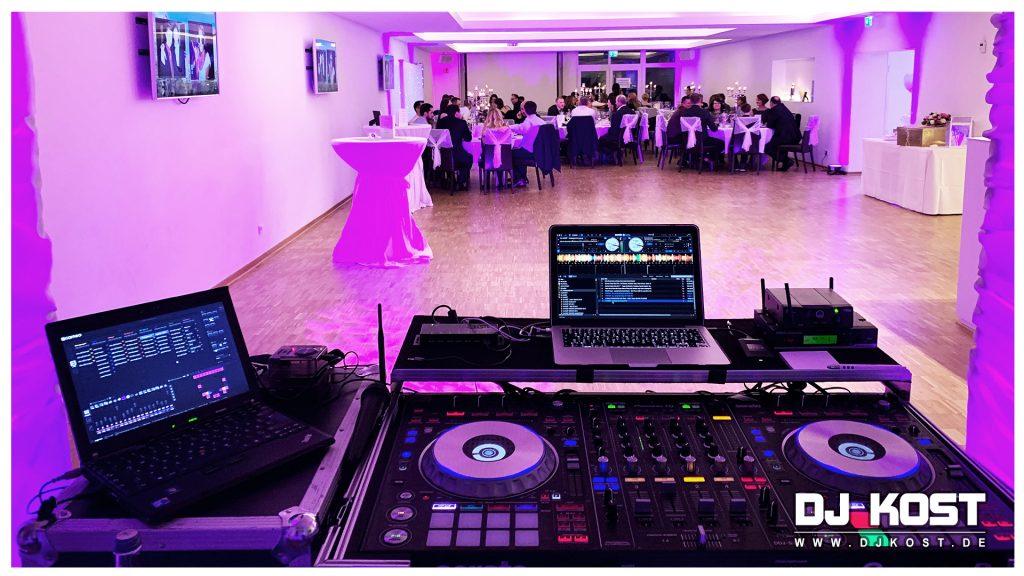 """Hochzeitsfeier im """"360° Grad"""" in Lemgo"""